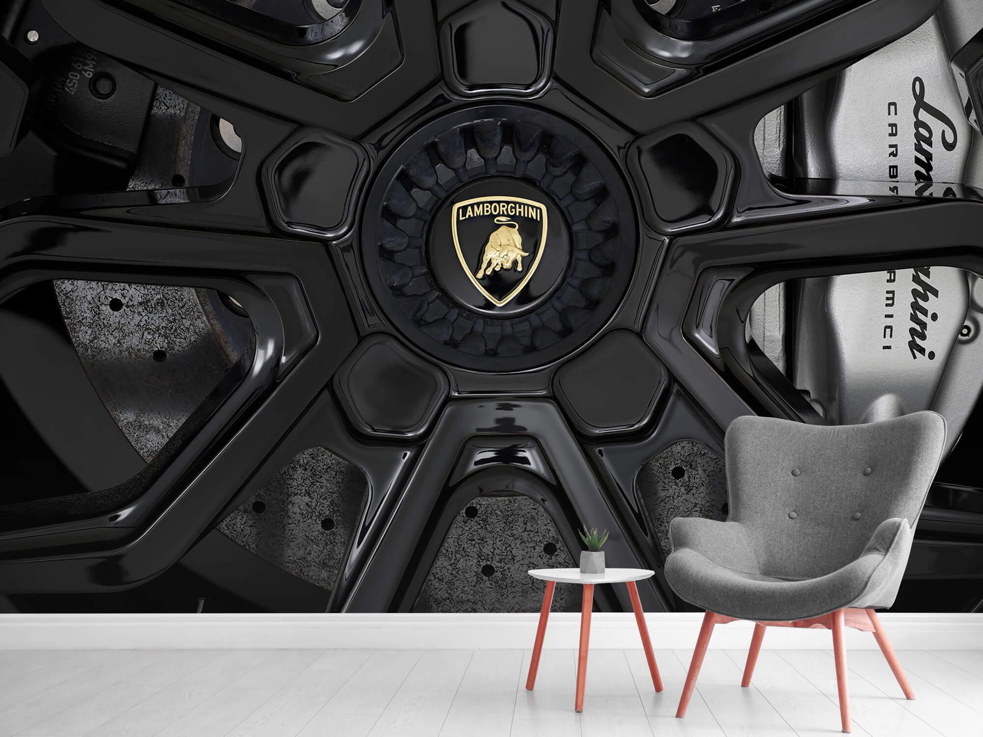 Pattern Lamborghini Huracán - Roue 13