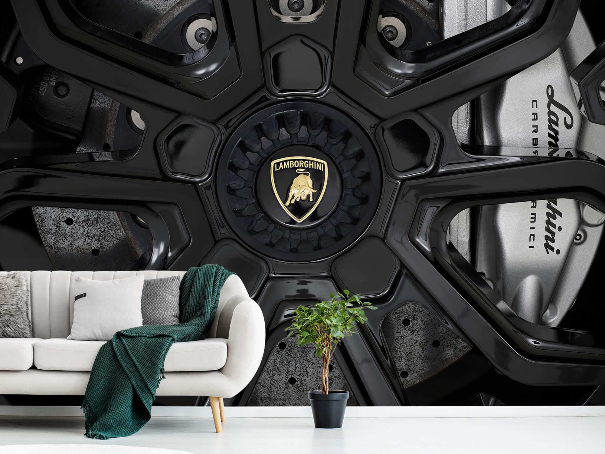 Pattern Lamborghini Huracán - Roue 1