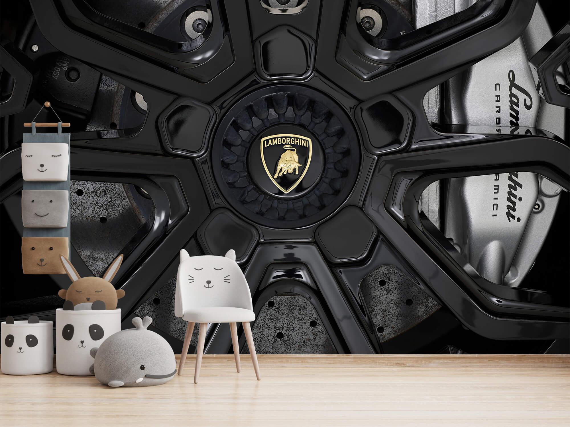 Pattern Lamborghini Huracán - Roue 3