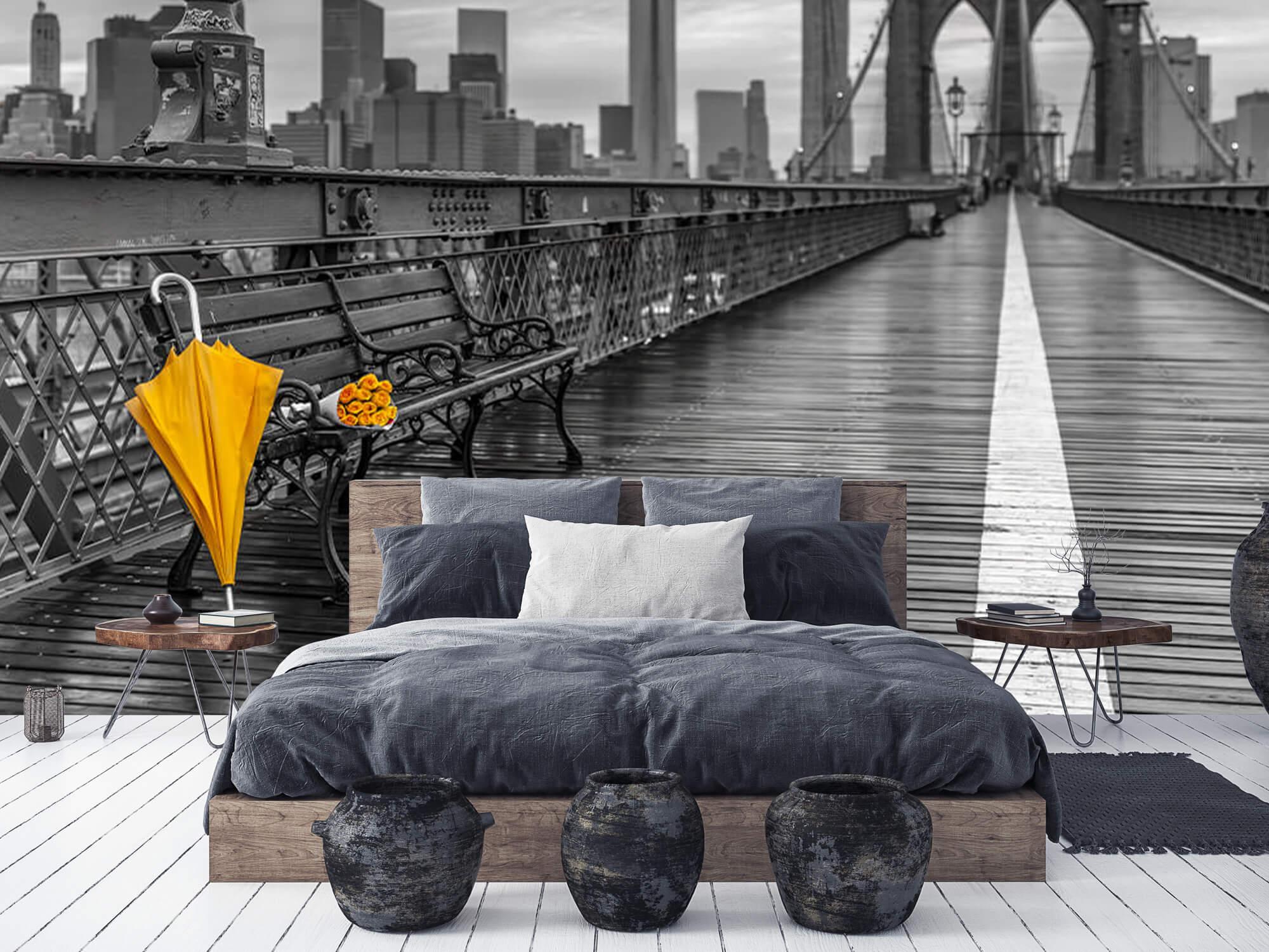 Parapluie jaune 8