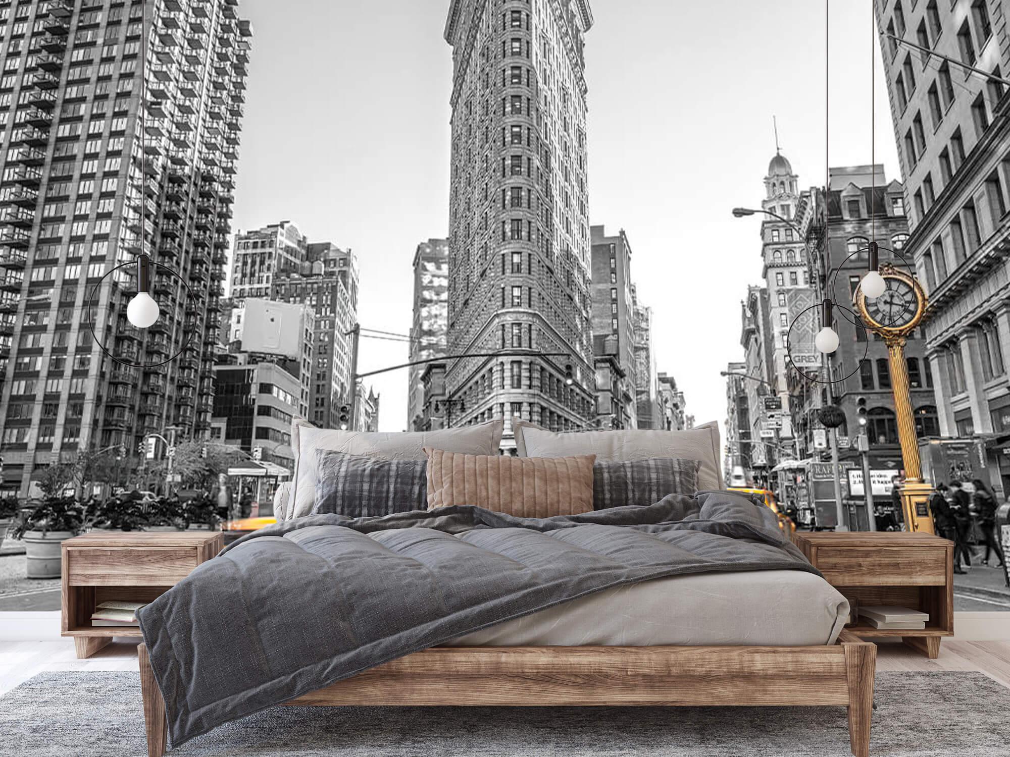 Rue animée à New York 6