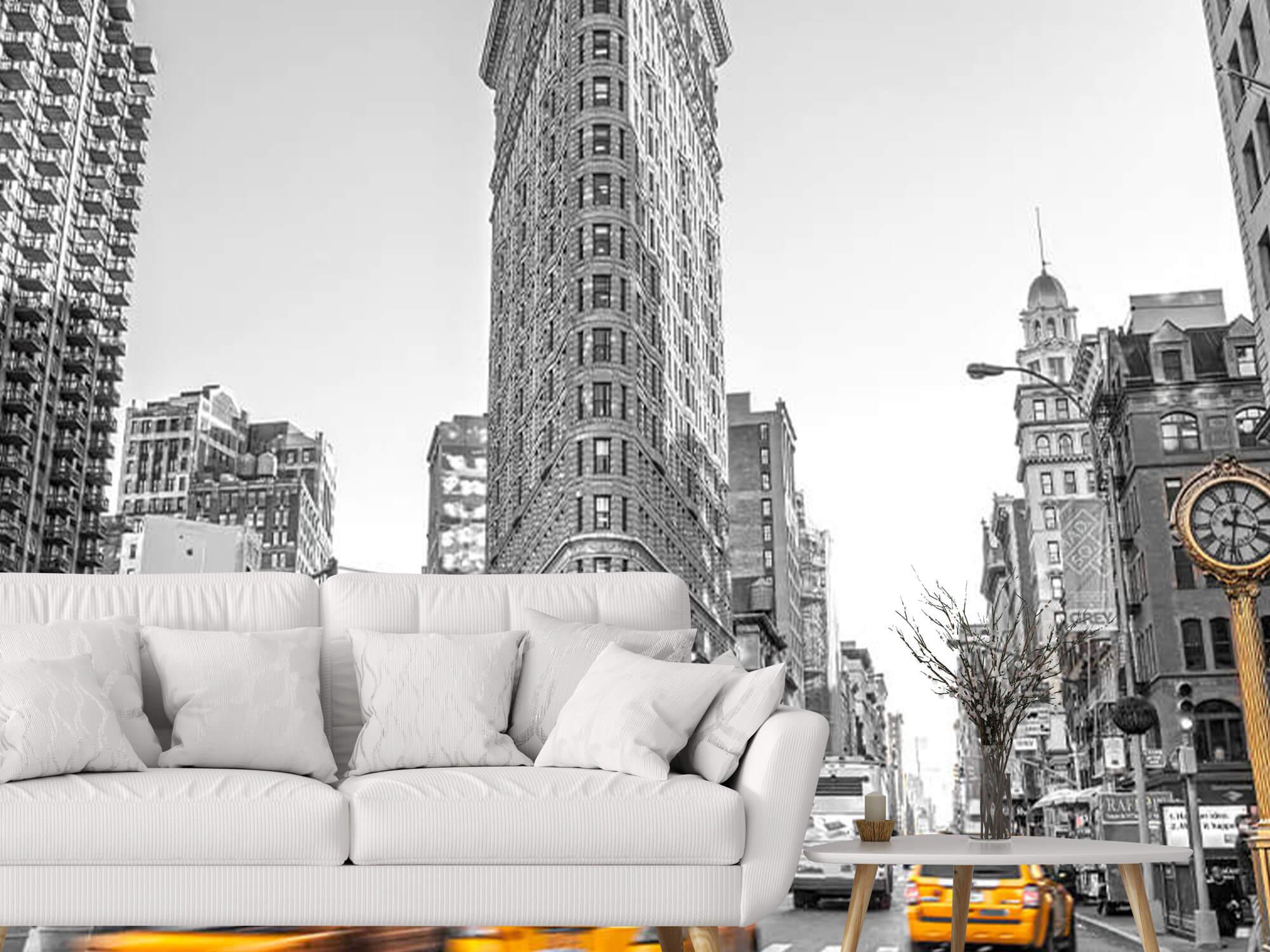 Rue animée à New York 7