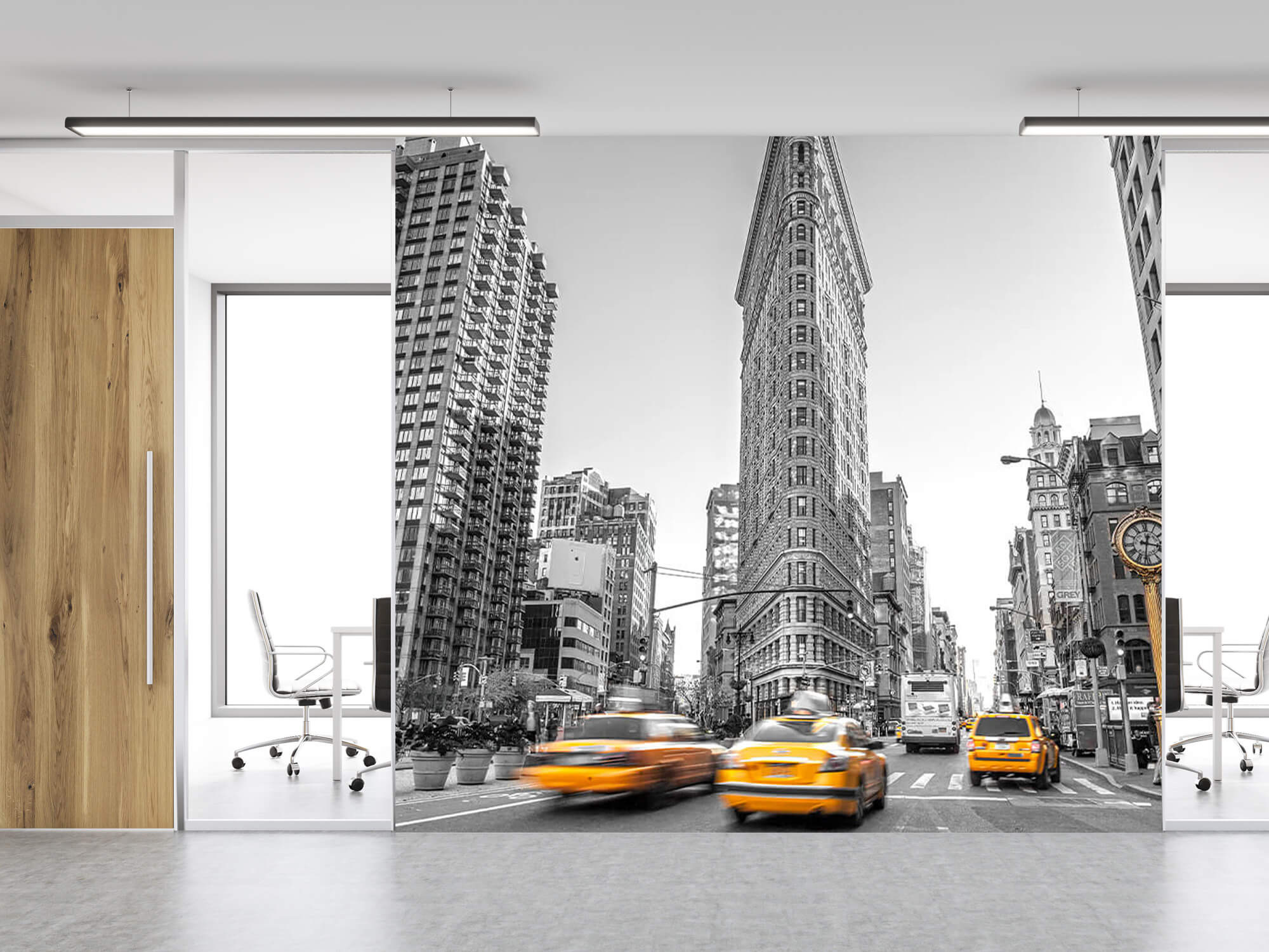 Rue animée à New York 5