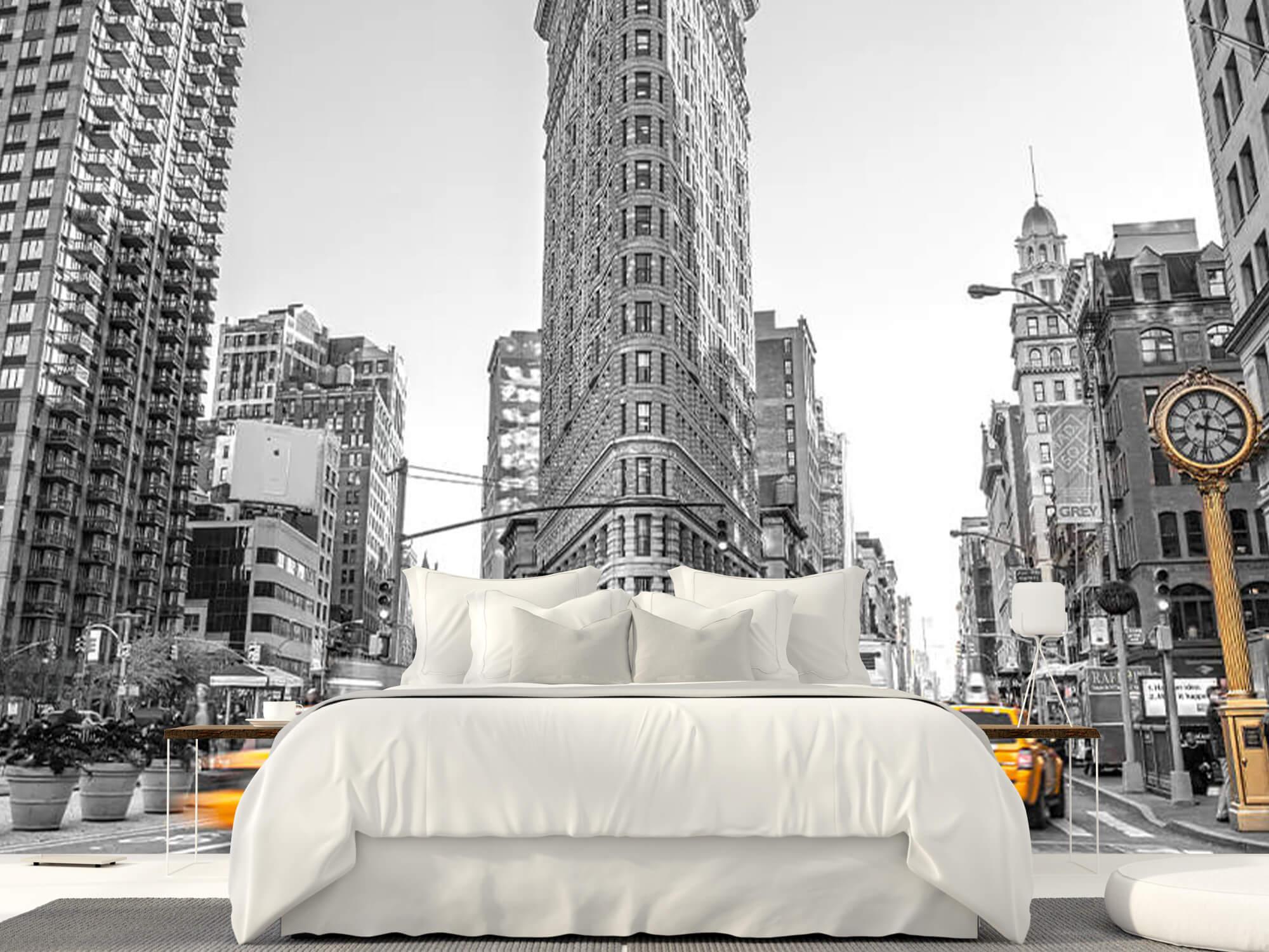 Rue animée à New York 12