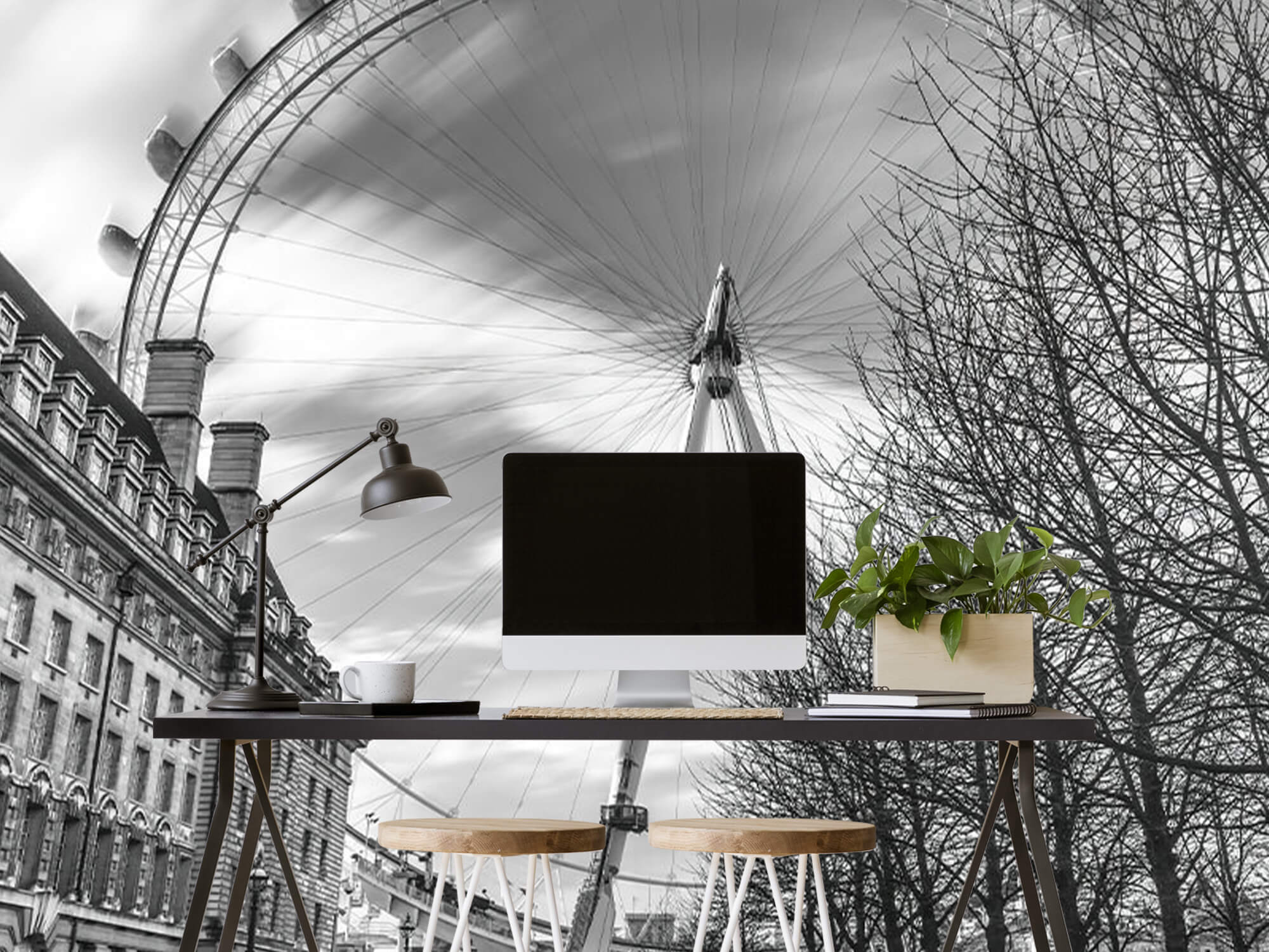 Grande roue de Londres 3