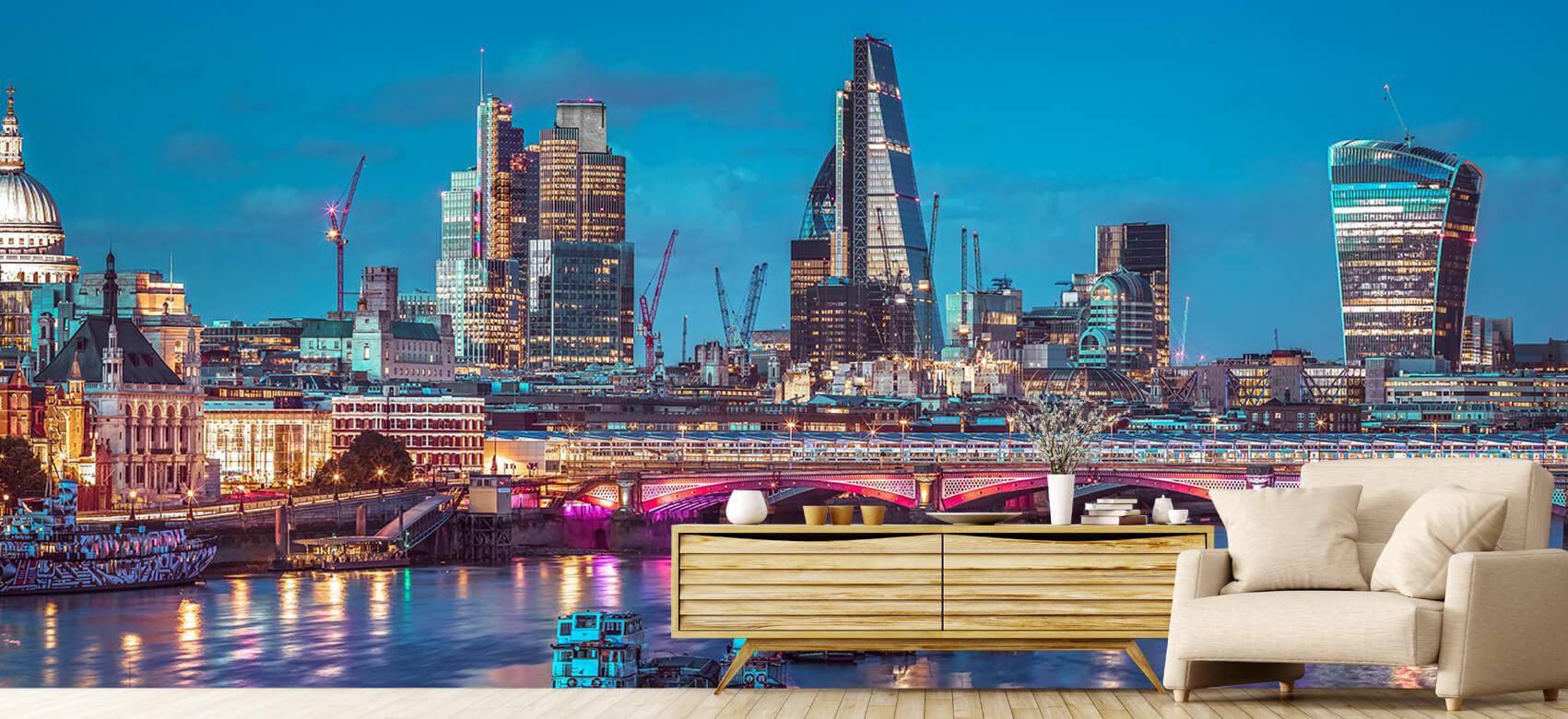 Le pont de Blackfriars à Londres 4