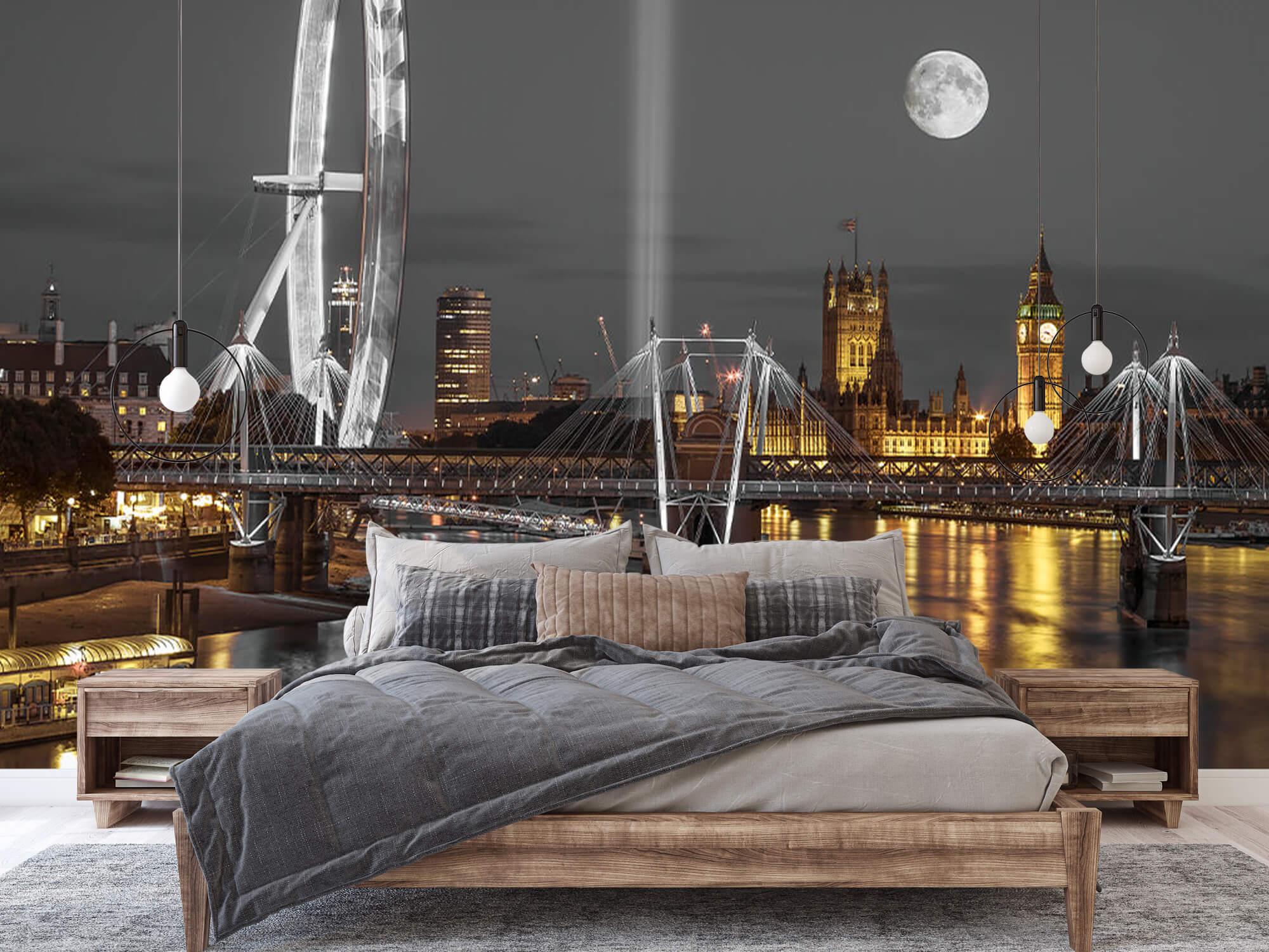 Westminster en soirée 1