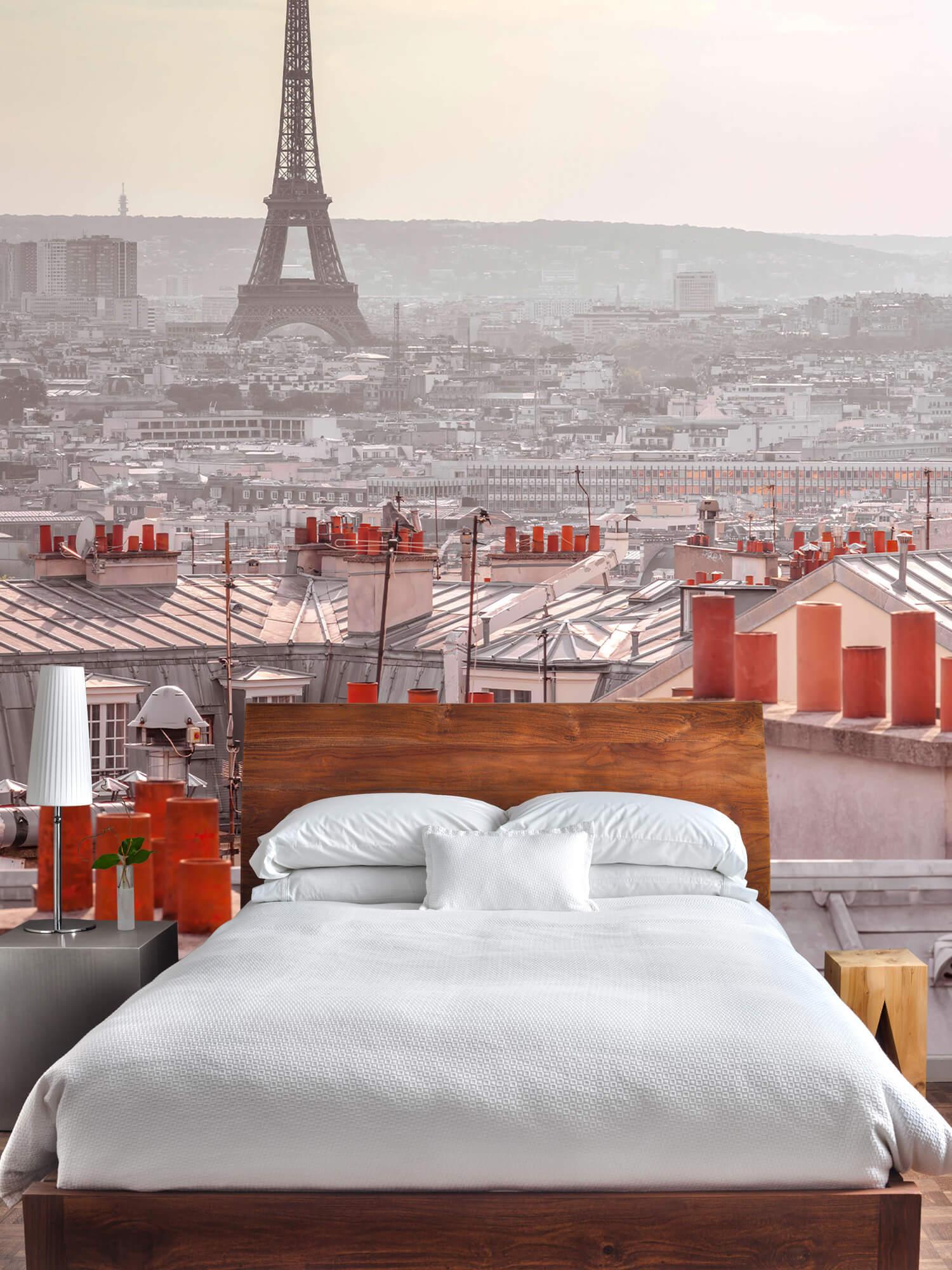 La Tour Eiffel depuis Montmartre 3