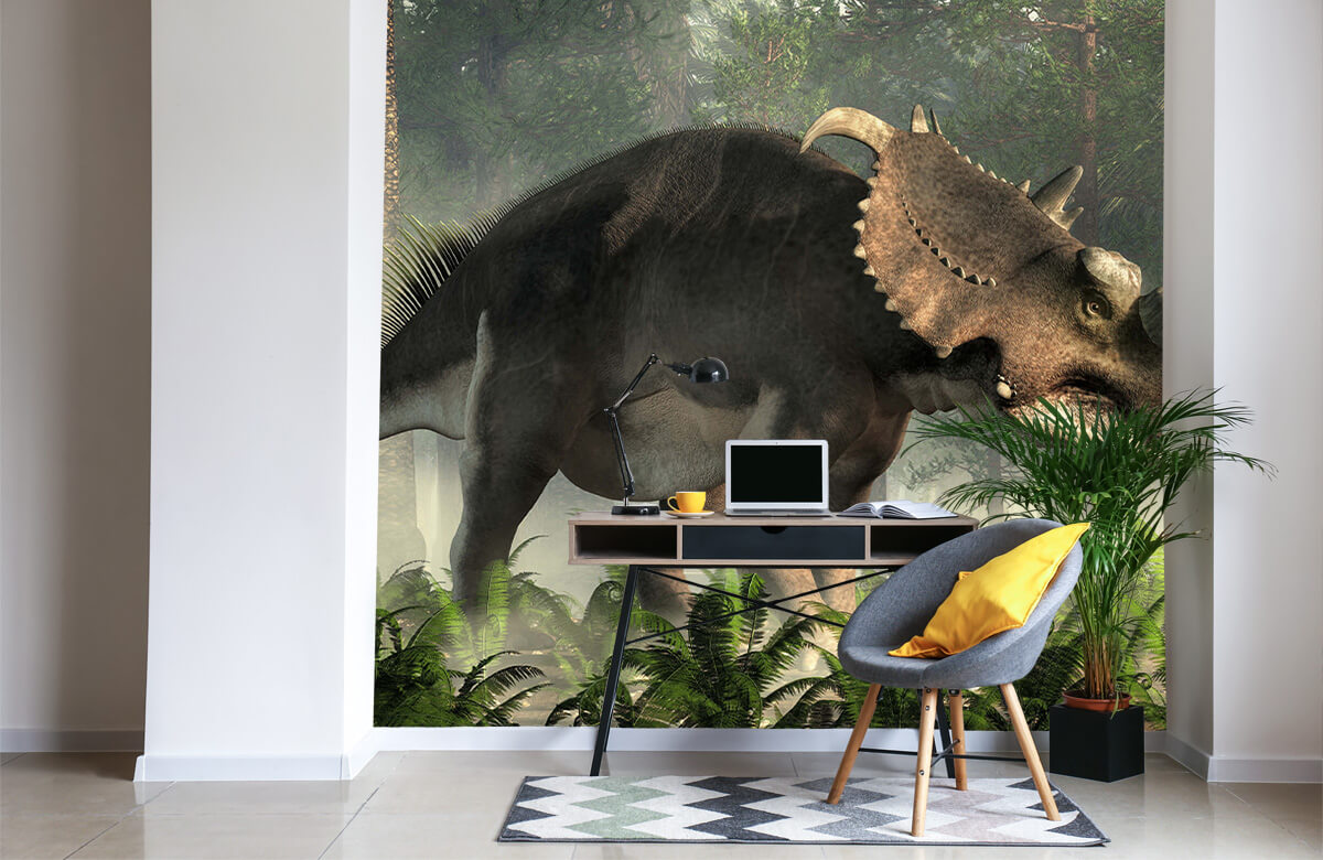wallpaper Triceratops 5