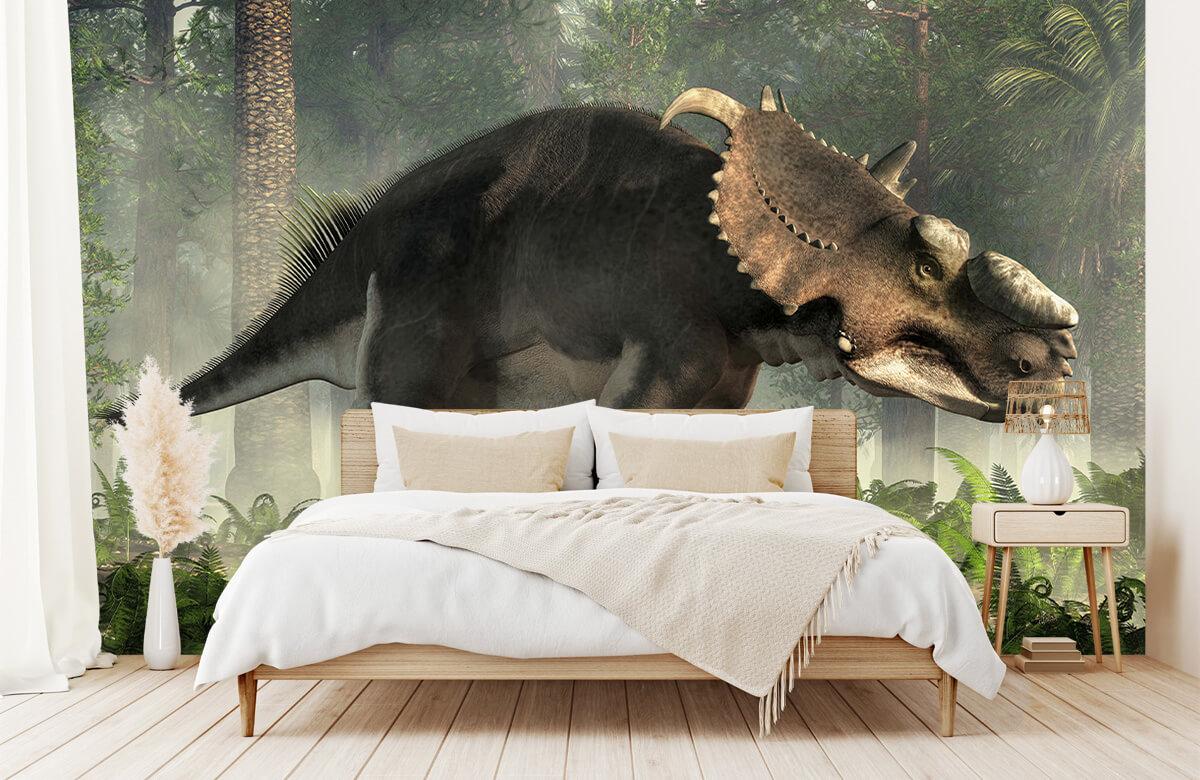 wallpaper Triceratops 1
