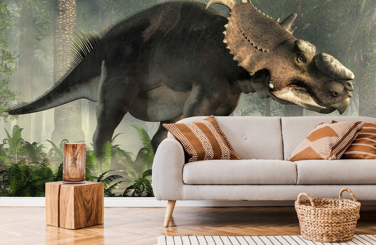 wallpaper Triceratops 6