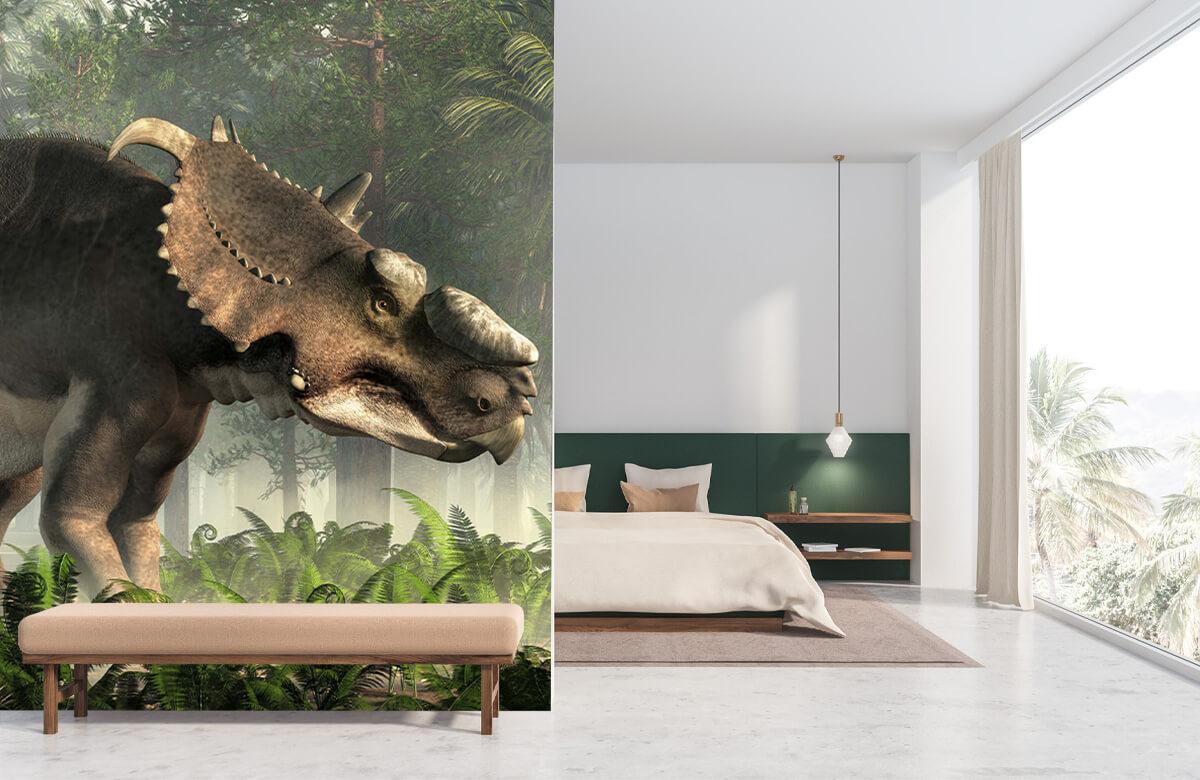 wallpaper Triceratops 8