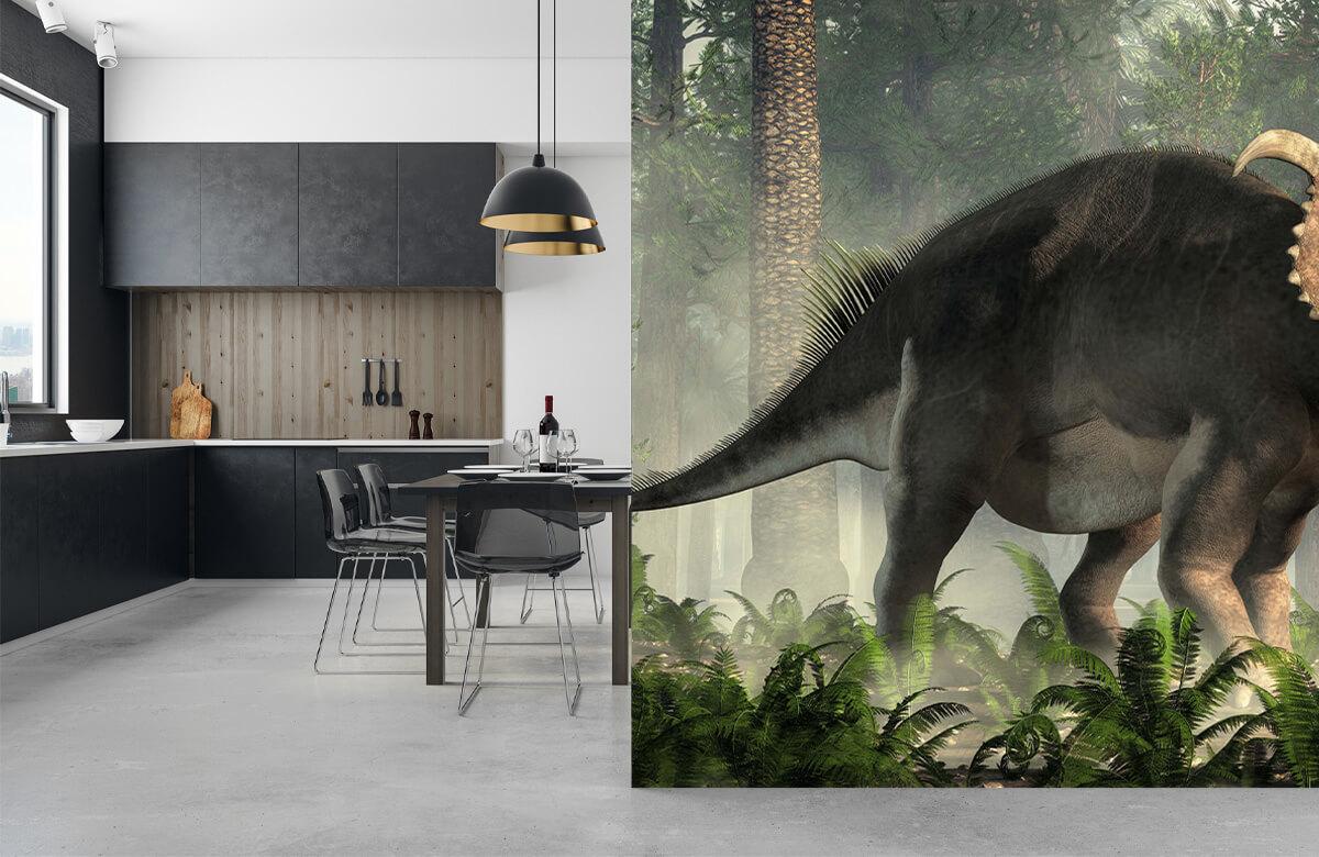 wallpaper Triceratops 9