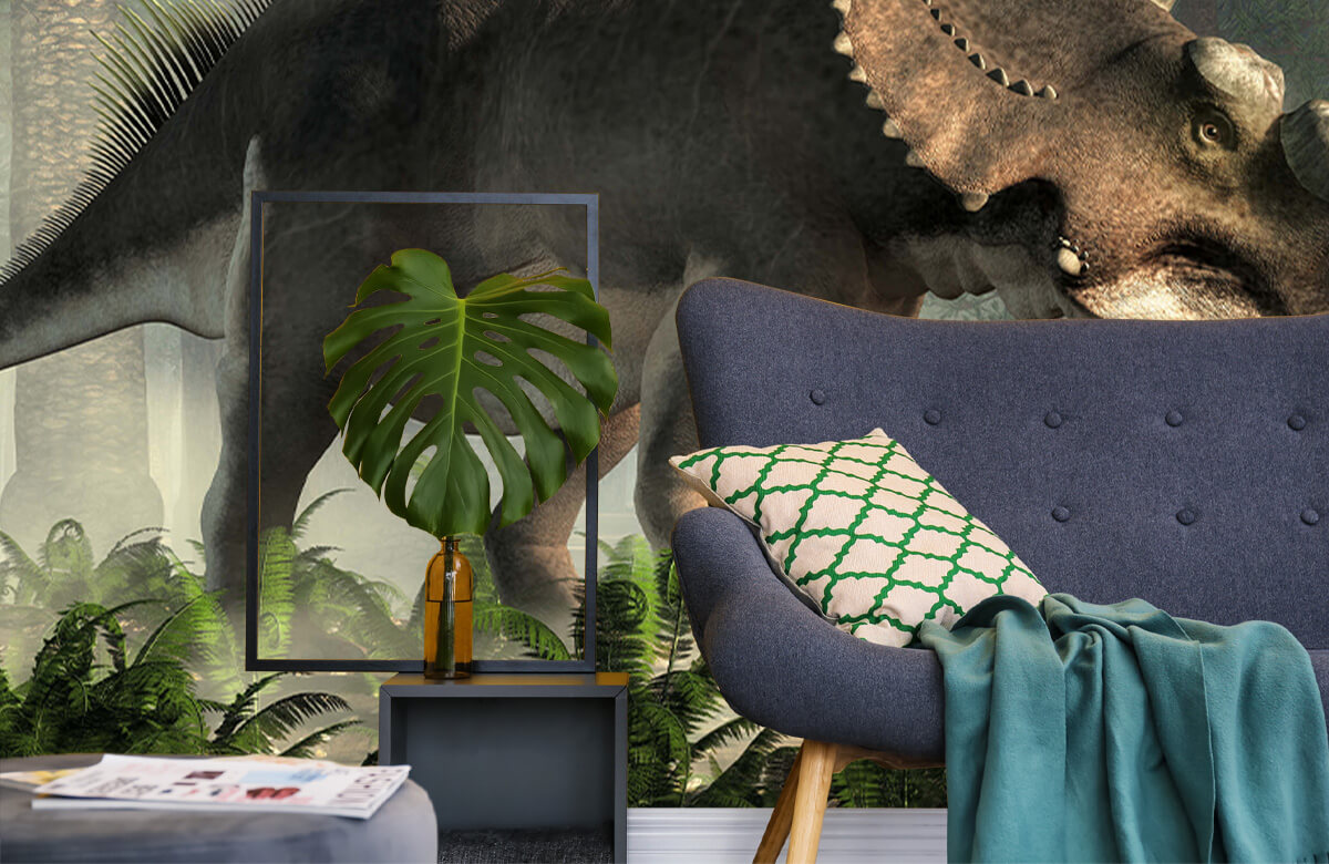 wallpaper Triceratops 10