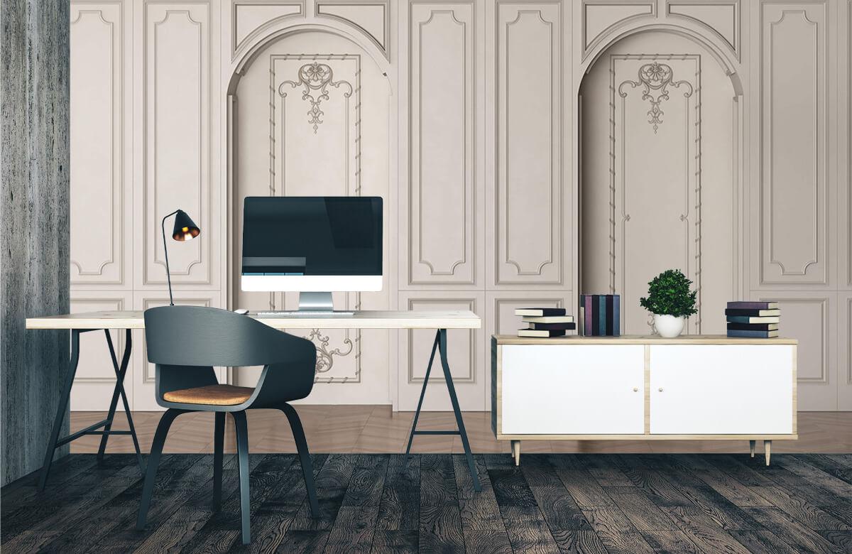 wallpaper Chambre chic 2