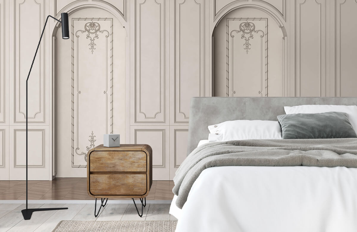 wallpaper Chambre chic 4