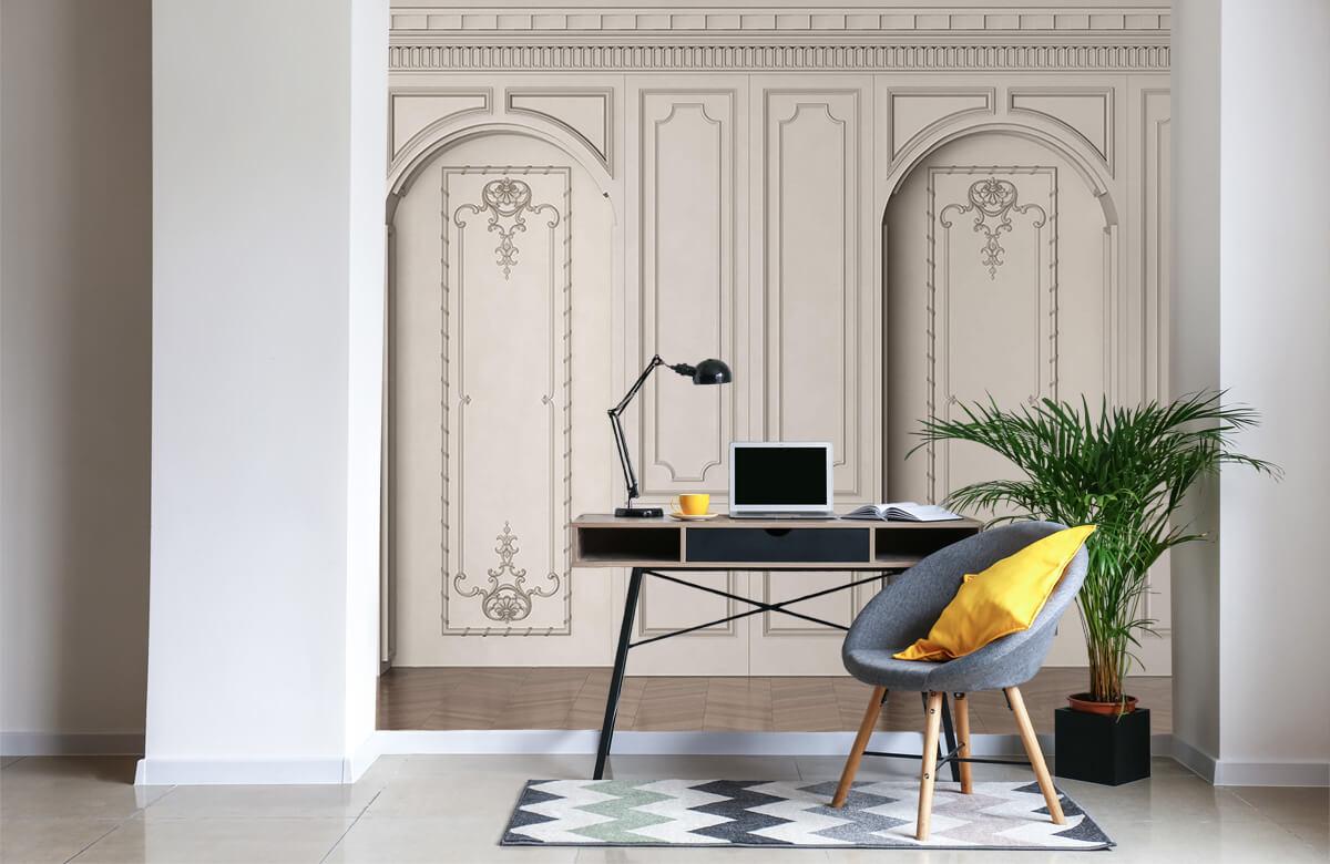 wallpaper Chambre chic 5