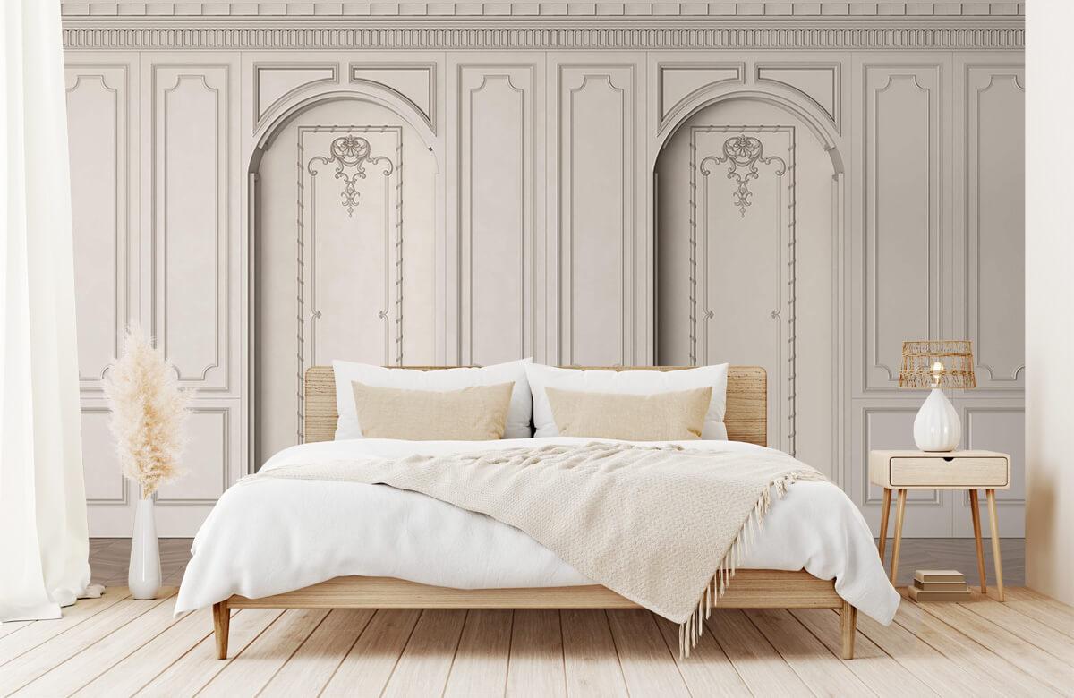 wallpaper Chambre chic 1