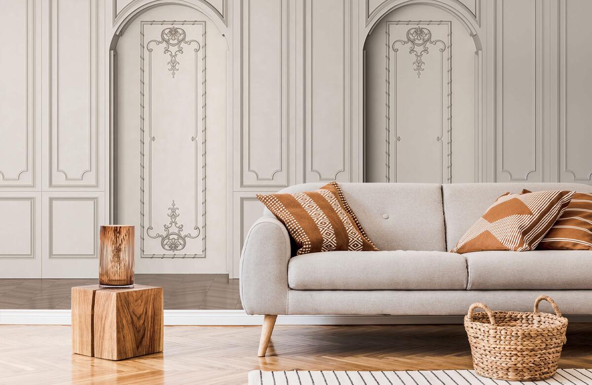 wallpaper Chambre chic 6