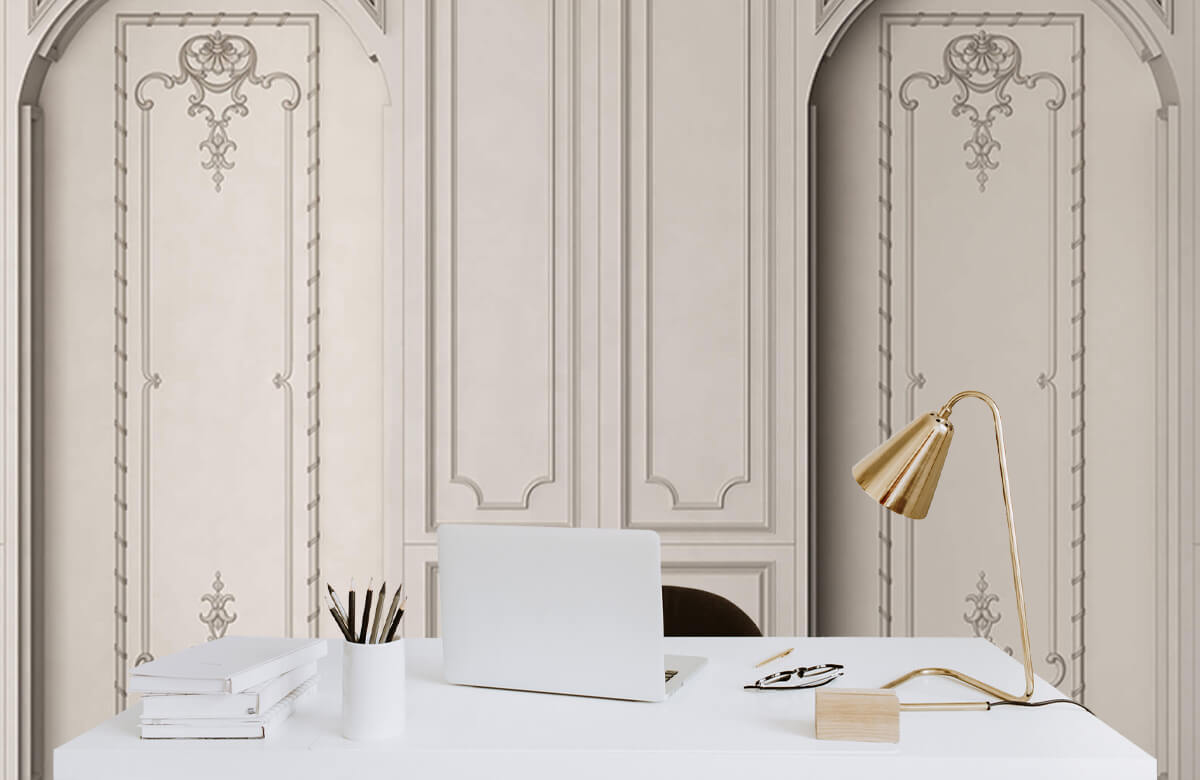 wallpaper Chambre chic 7