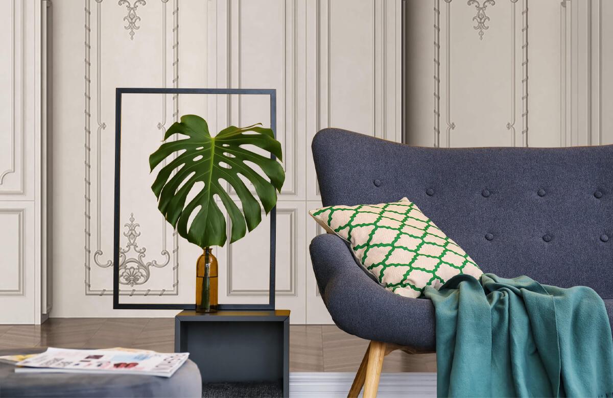 wallpaper Chambre chic 10