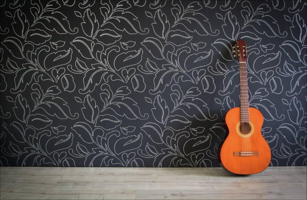 papier peint de chambre de hobby
